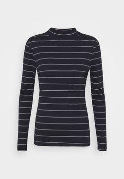 s.Oliver - LANGARM - T-shirt à manches longues - dark blue