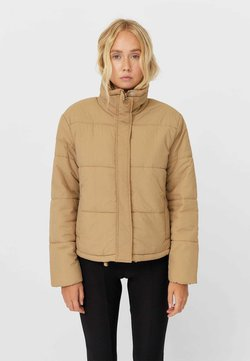Stradivarius - Winterjacke - light brown