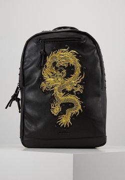 Spiral Bags - DRAGON LUXE - Reppu - black