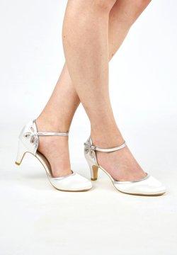The Perfect Bridal Company - NINA SILBER - Brautschuh - ivory