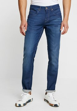 Cars Jeans - HENLOW - Straight leg jeans - coated pale blue