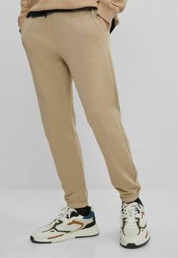 Bershka - Jogginghose - beige