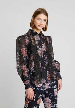 Keepsake - ATOMIC - Camicia - black garden