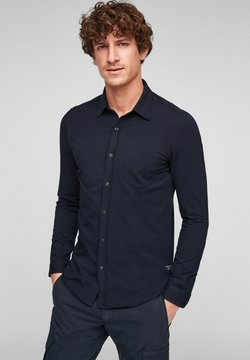 s.Oliver - Businesshemd - dark blue