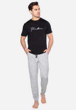 Threadbare - Pyjama - black