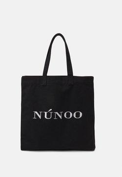 Núnoo - BIG TOTE - Shoppingväska - black