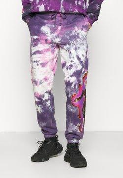 Primitive - GOKU WASHED - Jogginghose - purple