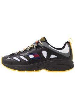 Tommy Jeans - HERITAGE RETRO  - Sneaker low - black