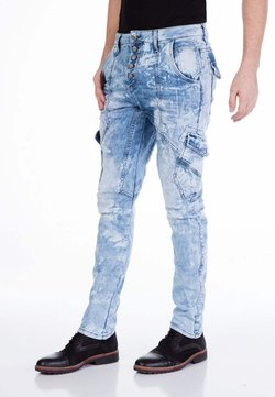 Cipo & Baxx - Jeans Slim Fit - lightblue