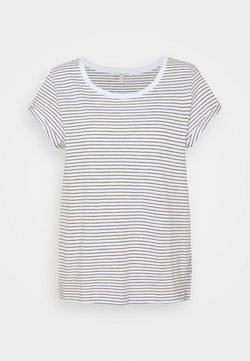 edc by Esprit - CORE - T-Shirt print - white