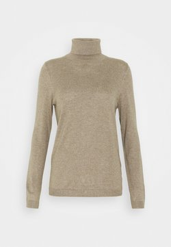 edc by Esprit - TURTLE - Pullover - taupe