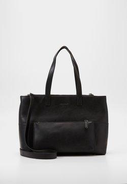 Marc O'Polo - SHOPPER - Shopping Bag - black