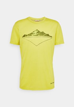 Vaude - MENS TEKOA - T-Shirt print - bright green