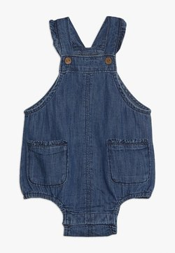 GAP - OVERALL BABY - Jumpsuit - medium wash
