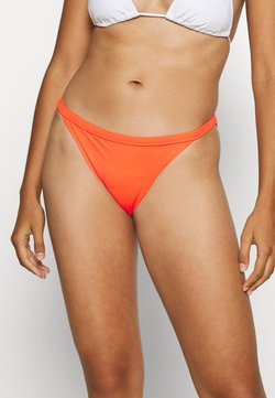 Weekday - AVA TANGA SWIM BOTTOM - Bikini-Hose - bright red