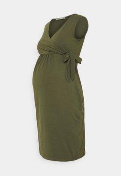 Anna Field MAMA - Vestido ligero - olive