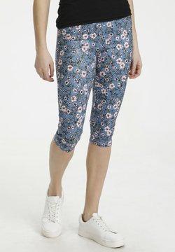 Culture - Shorts - blue flower