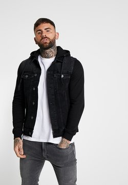 Redefined Rebel - FUNDA JACKET - Spijkerjas - black