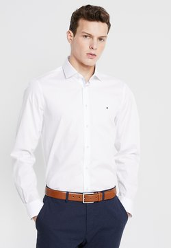 Tommy Hilfiger Tailored - CLASSIC SLIM  - Camicia elegante - white