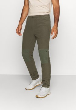 The North Face - GLACIER PANT - Pantaloni sportivi - green thyme
