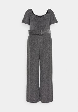 Simply Be - SWEETHEART NECK JUMPSUIT - Combinaison - pewter