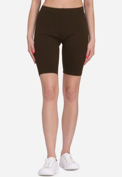 Bellivalini - Shorts - brown
