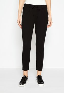 TOM TAILOR - PANTS ANKLE - Jogginghose - deep black