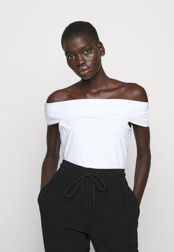 Theory - SABRYNNA DIVISION  - T-Shirt print - white