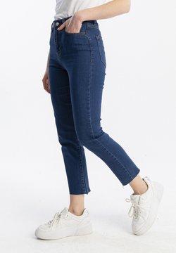 Touché Privé - Straight leg jeans - denim