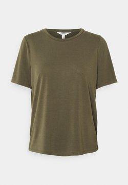 Object Petite - OBJANNIE PETIT - Camiseta básica - forest night