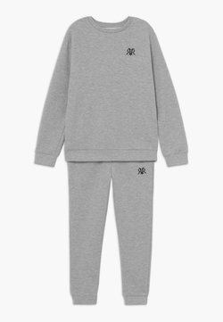 River Island - SET - Trainingsanzug - grey