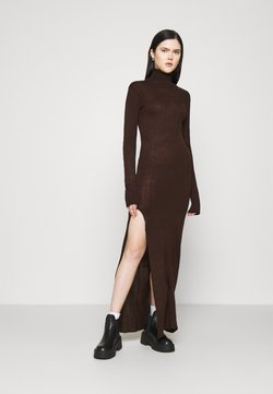 KENDALL + KYLIE - MAXI DRESS - Neulemekko - brown