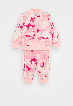 adidas Originals - SET - Survêtement - white/pink