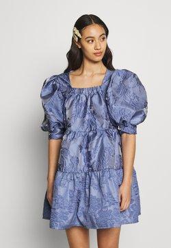 Sister Jane - AWARD MINI DRESS - Vestido de cóctel - blue