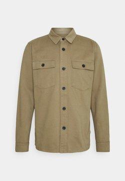 Lindbergh - OVERSHIRT  - Businesshemd - brown