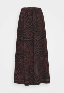 ONLY Tall - ONLZILLE MAXI SKIRT - Jupe longue - port royale