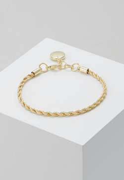 SNÖ of Sweden - HEGE BRACE SINGLE - Armband - gold-coloured