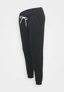 GAP Maternity - UNDERBELLY - Pantalones deportivos - moonless night
