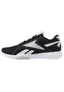 Reebok - FLEXAGON FORCE 2.0 - Sportschoenen - black/white