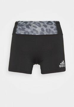 adidas Performance - SHORT - Medias - black/grey four