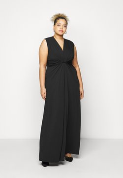 Anna Field Curvy - Vestido largo - black