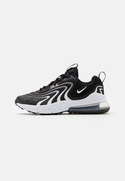 Nike Sportswear - AIR MAX 270 REACT UNISEX - Sneakersy niskie - black/white/dark smoke grey/wolf grey