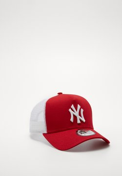 New Era - CLEAN TRUCKER NEYYAN - Lippalakki - scarlet/white