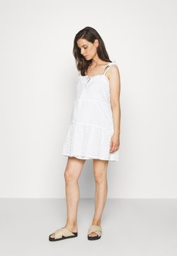 Missguided Maternity - CAMI MINI DRESS - Korte jurk - white