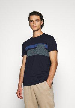 Esprit - T-shirt imprimé - navy