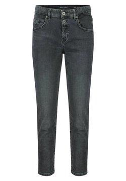 Marc O'Polo - THEDA BOYFRIEND - Jeans Slim Fit - grau