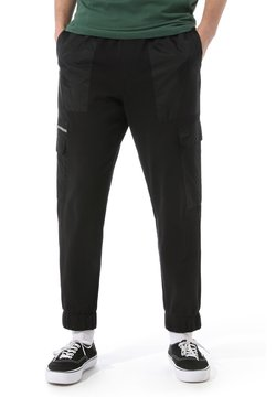 Vans - MN 66 SUPPLY FLEECE PANT - Jogginghose - black