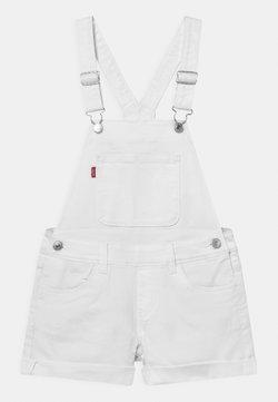 Levi's® - SHORTALL - Tuinbroek - white