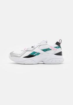 Reebok - XEONA UNISEX - Sportschoenen - white/black/totaly teal