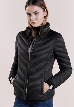 MICHAEL Michael Kors - SHORT PACKABLE PUFFER - Daunenjacke - black